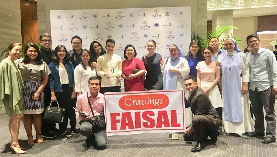 Faisal Mabuhay Award B