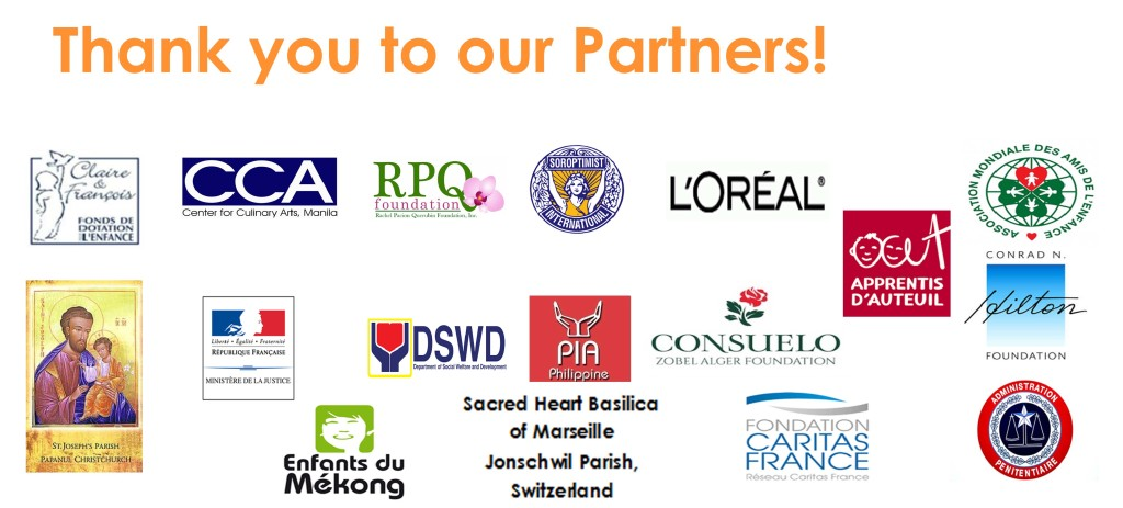 Thank you our Partners!