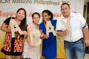 2012 – Accredition of ACAY Programs