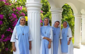 2007 – Foundation of Missionaries of Mary