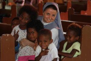 2009 – Mission with Aeta Community
