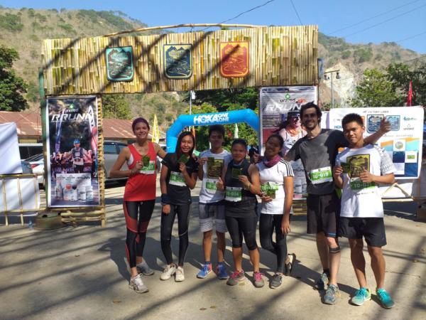 Marathon in Cordillera