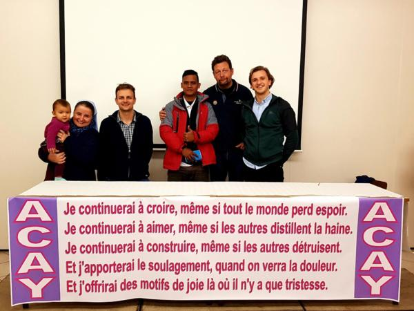 ACAY France Conference 2